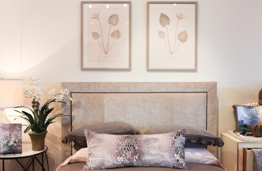 6 Lavender Animal Print Velvet Pillow
