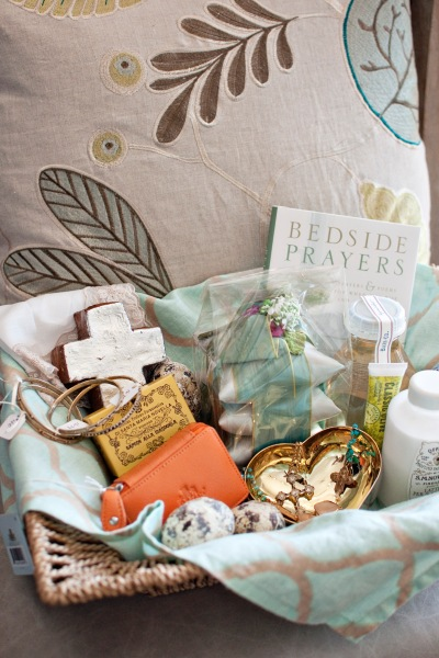Feather Your Nest - Easter Basket