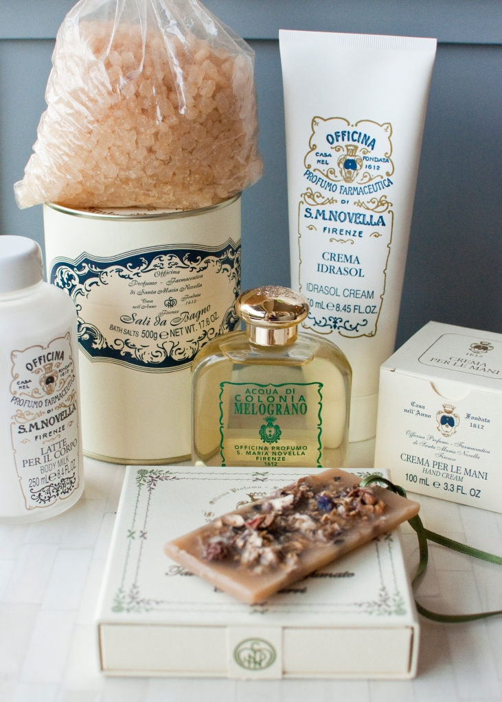 Feather Your Nest: Santa Maria Novella