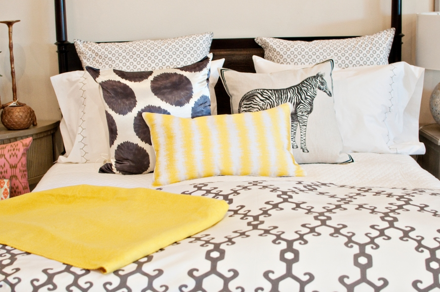 Feather Your Nest - Bedding