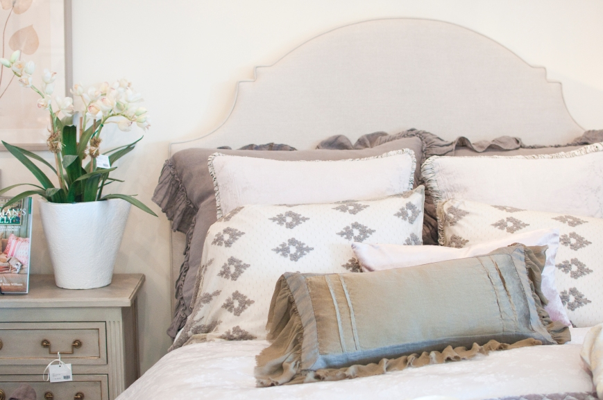 Feather Your Nest Fall Bedding