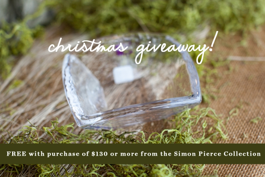 feather your nest | christmas giveaway
